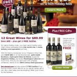 Laithwaite's Wine Special Holiday Offer